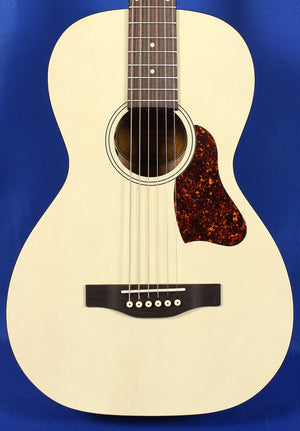 Godin Art & Lutherie Roadhouse Faded Cream Parlor Acoustic Electric Guitar