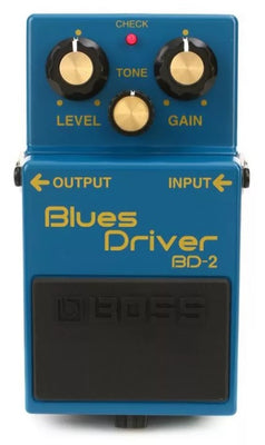 Boss BD-2 Blues Driver Overdrive Guitar Effect Effects Pedal
