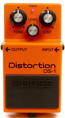 Boss DS-1 DS1 Distortion Electric Guitar Overdrive Effect Effects Pedal