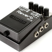 Boss RV-6 Stereo Reverb Delay Electric Guitar Effect Effects Pedal