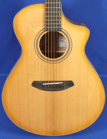Breedlove Arista Concert Shadow CE Acoustic Electric Guitar