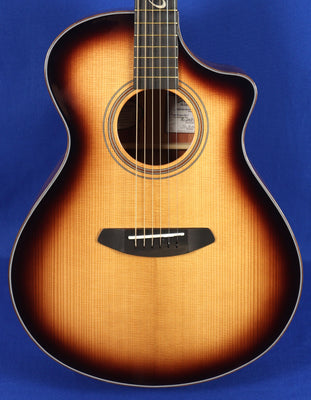 Breedlove Jeff Bridges Amazon Concert CE Sunburst Acoustic Electric Guitar