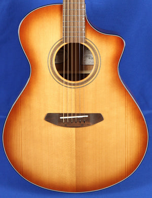 Breedlove Signature Concert Copper CE Acoustic Electric Guitar *Solid Woods*