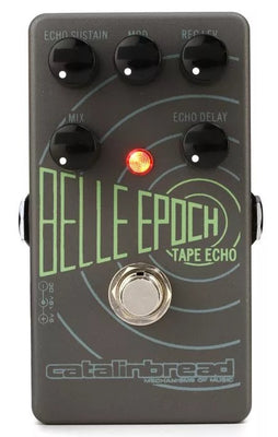 Catalinbread Belle Epoch Tape Echo Electric Guitar Effect Effects Pedal