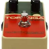Catalinbread Topanga Spring Reverb Electric Guitar Effect Effects Pedal