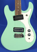 Danelectro 64XT Aqua Electric Guitar Wilkinson Tremolo