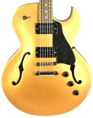 Dean Colt Standard Semi-Hollow Gold Top Electric Guitar B-stock