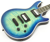 Dean Icon Select Flame Top Ocean Burst Electric Guitar