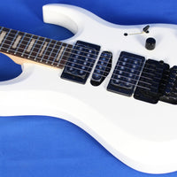 Dean Michael Batio MAB3 Classic White Electric Guitar w/ Floyd Rose *Signed*