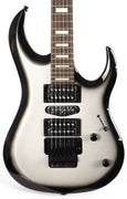 Dean Michael Batio MAB3 Silver Burst Electric Guitar w/ Floyd Rose *Signed*