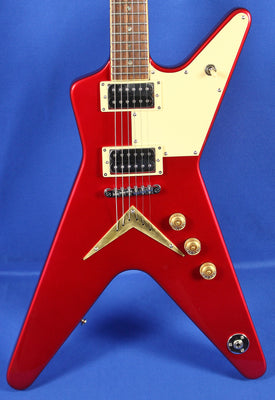 Dean ML 79 PG Metallic Red Electric Guitar