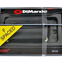 DiMarzio DP102 F-Spaced X2N Humbucker Guitar Bridge Pickup