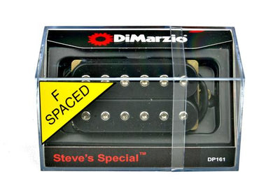 DiMarzio DP161-BK Steve's Special F-Spaced Humbucker Guitar Bridge Pickup