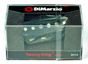 DiMarzio DP173 Twang King Telecaster Bridge Single Coil Pickup - Black