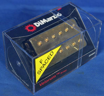 DiMarzio DP265 Gravity Storm Velorum Humbucker F-Spaced Guitar Bridge Pickup