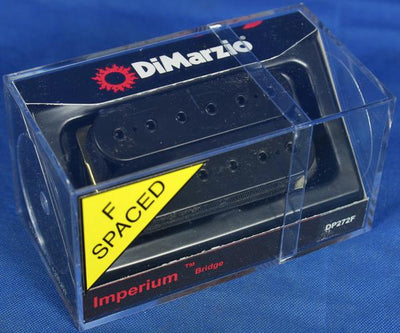DiMarzio DP272 Imperium Revocation Humbucker F-Spaced Guitar Bridge Pickup