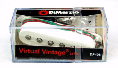 DiMarzio DP408 Virtual Vintage '54 Pro Stratocaster Electric Guitar Pickup