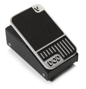 DOD Mini Volume Guitar Bass Instrument Effect Pedal Black