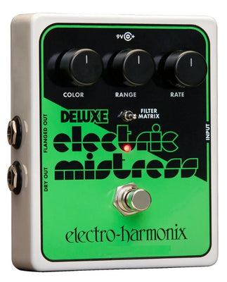 Electro-Harmonix EHX Deluxe Electric Mistress XO Flanger Electric Guitar Pedal