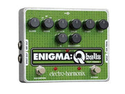 Electro-Harmonix EHX Enigma Q Balls Bass Guitar Envelope Filter Effects Pedal