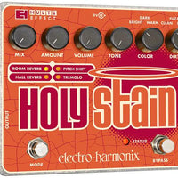 Electro-Harmonix EHX Holy Stain Multi Effect Electric Guitar Effects Pedal