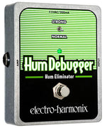 Electro-Harmonix EHX Hum Debugger Hum Extractor Electric Noise Gate Guitar Pedal
