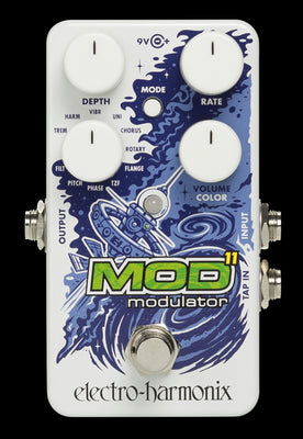 Electro-Harmonix EHX Mod 11 Modulation Multi-Effect Effects Pedal