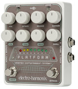 Electro-Harmonix EHX Platform Guitar Stereo Compressor Limiter Overdrive Pedal