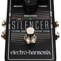 Electro-Harmonix EHX Silencer Guitar Noise Gate Effect Effects Loop Pedal