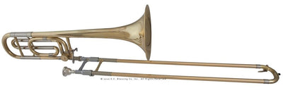E.K. Blessing USA BTB-78 F-Rotor Trombone T-Bone Brass Band Instrument