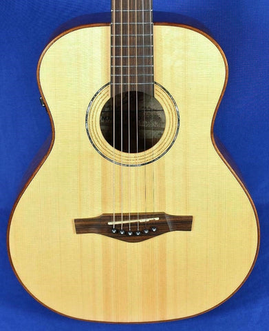 EKO Marco Polo SO Natural Acoustic Electric Guitar *Solid Top* Fishman Blend