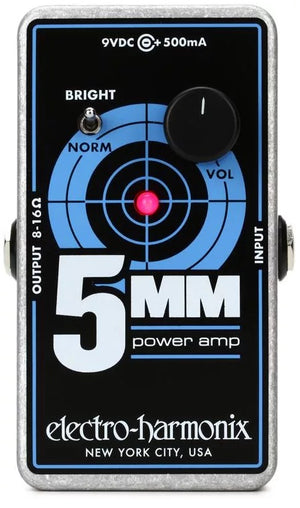 Electro-Harmonix EHX 5mm Electric Guitar 2.5w Power Amplifier Amp Effect Pedal
