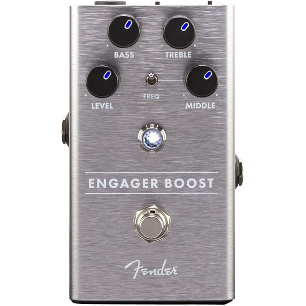 Fender Engager Boost Electric Guitar Effect Pedal