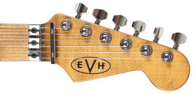 EVH Frankenstein Frankie Striped Electric Guitar Floyd Rose Van Halen