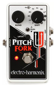 Electro Harmonix EHX Pitch Fork Electric Guitar Polyphonic Pitch Shifter Pedal