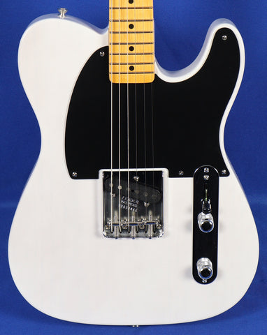 Fender 70th Anniversary Esquire White Blonde Telecaster Electric Guitar