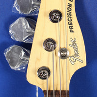 Fender American Performer Precision Arctic White Electric Bass Guitar