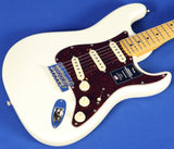 Fender American Professional II Olympic White Stratocaster Strat Electric Guitar