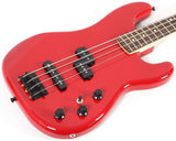 Fender Japan Boxer Precision PJ Torino Red Electric Bass Guitar