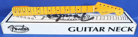 Fender Classic Series 50s Stratocaster Soft V Genuine Replacement Guitar Neck