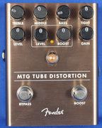 Fender MTG Tube Distortion Electric Guitar Effect Effects Pedal