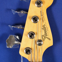 Fender American Original 60s Jazz Sonic Blue Electric Bass Guitar