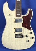 Fender Parallel Universe Uptown Strat Stratocaster Static White Electric Guitar