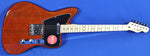 Fender Squier Paranormal Offset Telecaster Tele Natural Electric Guitar