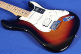Fender Player Series HSS 3TS Sunburst Stratocaster Strat Electric Guitar
