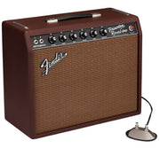 Fender '65 Princeton Reverb British Sable Guitar Amplifier Amp LTD ED