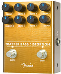Fender Trapper Distortion Electric Bass Guitar Effect Effects Pedal