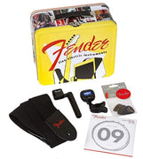 Fender Guitars Vintage Catalog Accessories Metal Lunchbox Lunch Box 0992017001