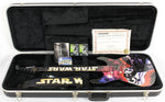 Fernandes Retrorocket Star Wars Guitar Collection Darth Vader Yoda Boba Fett Storm Trooper