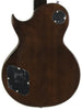 Fretking Vintage V100-TBK Trans Black Quilt Top LP Electric Guitar Wilkinson